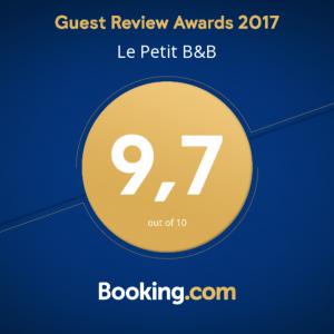B&B Pizzo Calabro - Le Petit B&B - Premio recensioni Booking