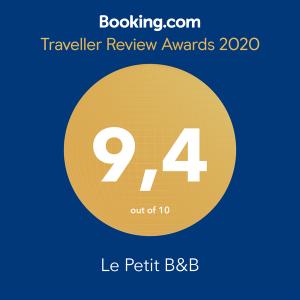 B&B Pizzo Calabro - Le Petit B&B - Premio recensioni Booking 2020